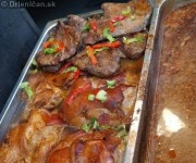 Pečené dobroty pre milovníkov mäsa a jeho výrobkov