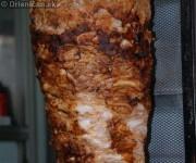 Osobným prekvapením bol predaj originálného tureckého kebabu-delikatesa