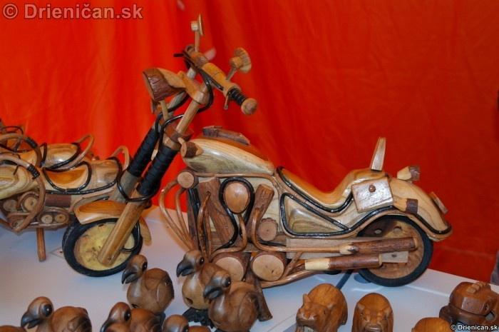 Sikovné ruky umelca, čo všetko sa dá vytvoriť z dreva