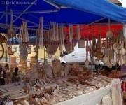 Všetko z dreva, praktické doplnky používané dodnes aj v moderných kuchyniach