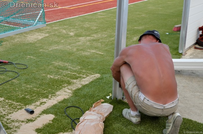 Tvrdá práca na výslní dá lepšie opálené telo, ako týždeň v Egypte