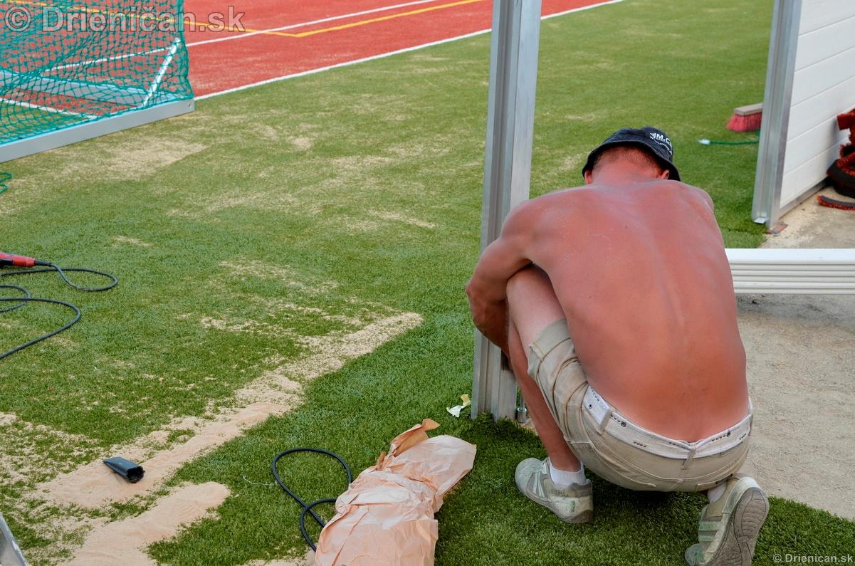 Tvrdá práca na výslní da lepšie opálene telo, ako týždeň v Egypte