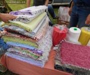 Aj v tejto modernej dobe tkané pokrovce sú veľmi populárne a ozdobujú príbitky na vidieku ale aj v mestách