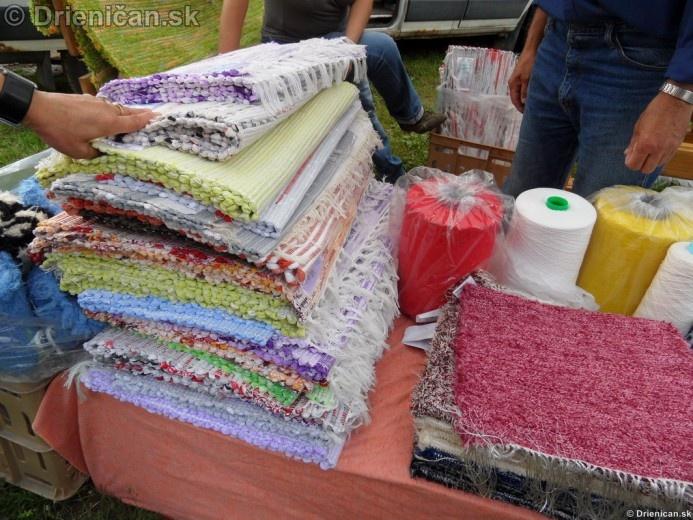 Aj v tejto modernej dobe tkané pokrovce sú veľmi populárne a ozdobujú príbytky na vidieku ale aj v mestách