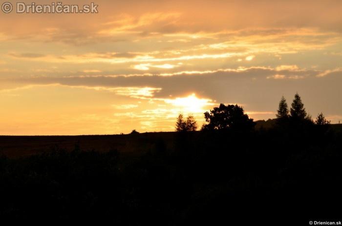 Zapad slnka nad Drienicou 2012_01
