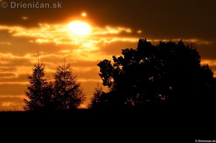 Zapad slnka nad Drienicou 2012_02
