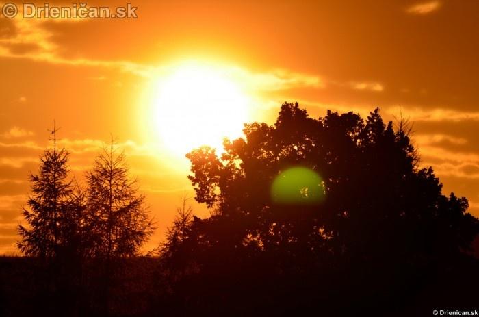 Zapad slnka nad Drienicou 2012_07