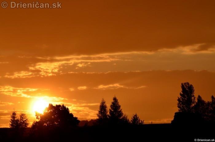 Zapad slnka nad Drienicou 2012_09