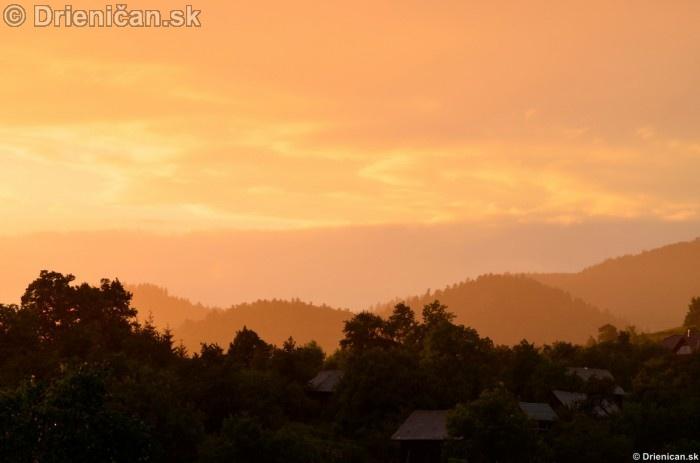 Zapad slnka nad Drienicou 2012_10