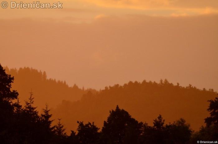Zapad slnka nad Drienicou 2012_11