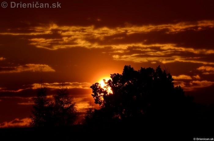 Zapad slnka nad Drienicou 2012_12