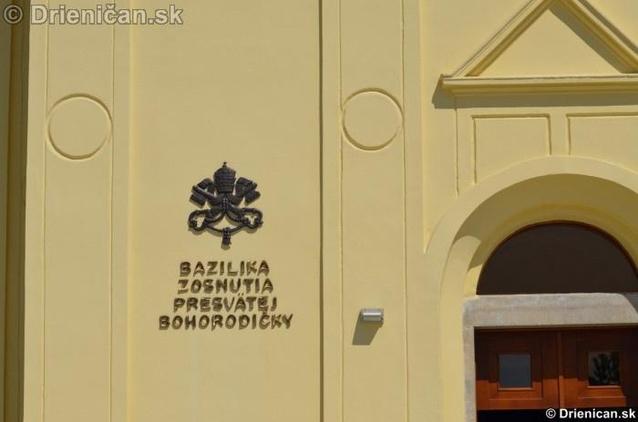Bazilika Zosnutia presvatej Bohorodicky, Lutina_02