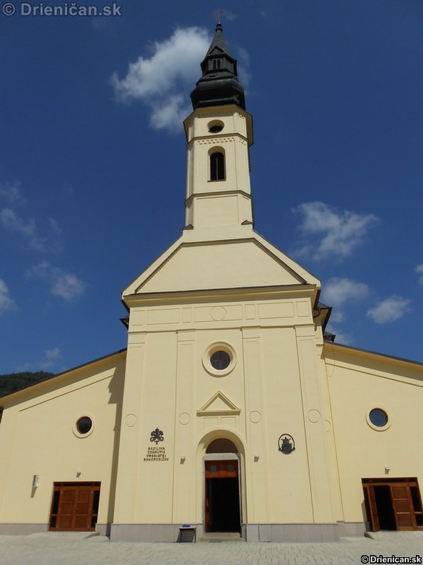Bazilika Zosnutia presvatej Bohorodicky, Lutina_53