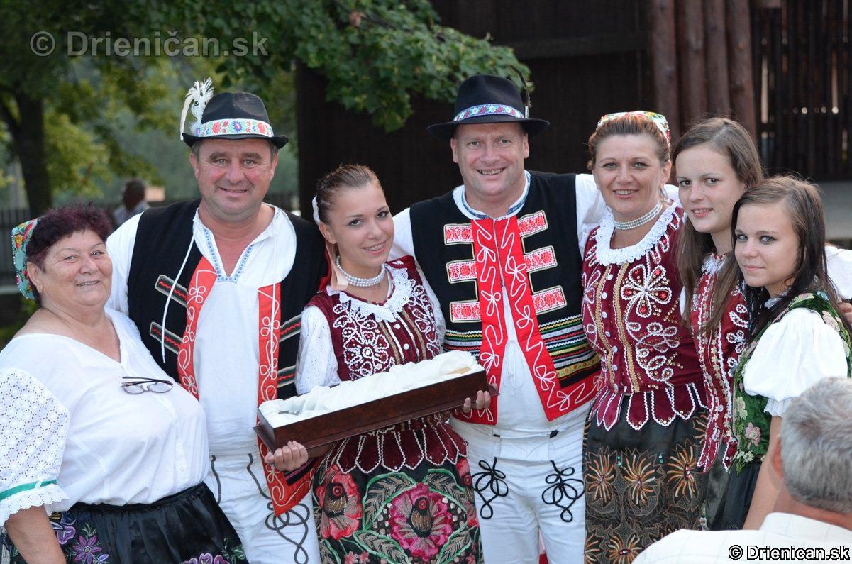 """Folklórny festival v Lúčke 2012 """"Gajdica Andreja Mizeráka"""" 29.ročník"""