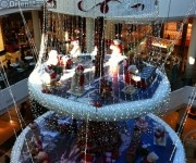Dundrum shopping centre Christmas decoration