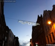 Dublin Christmas Decoration