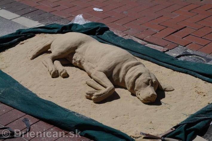 Čo všetko sa dá vytvoriť z piesku