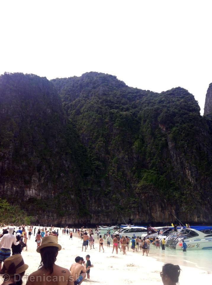 Thajsko, Krabi - Ko Phi Phi