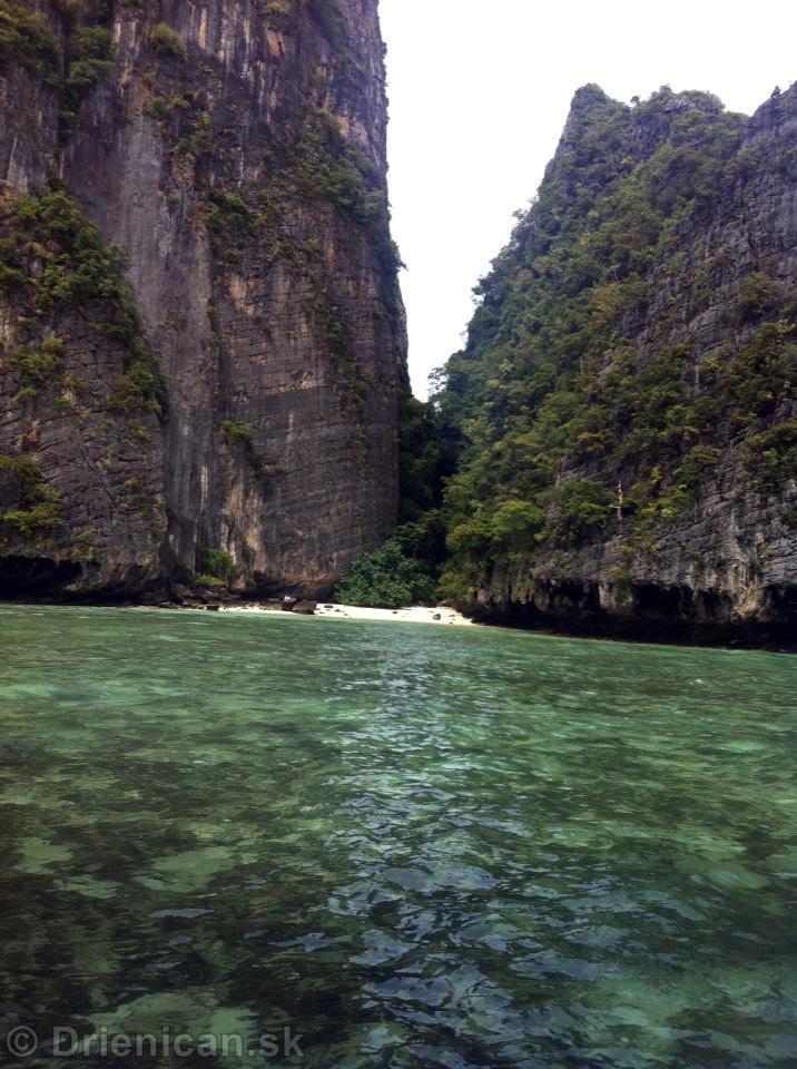 Thajsko Krabi - Ko Phi Phi, Drienican_002