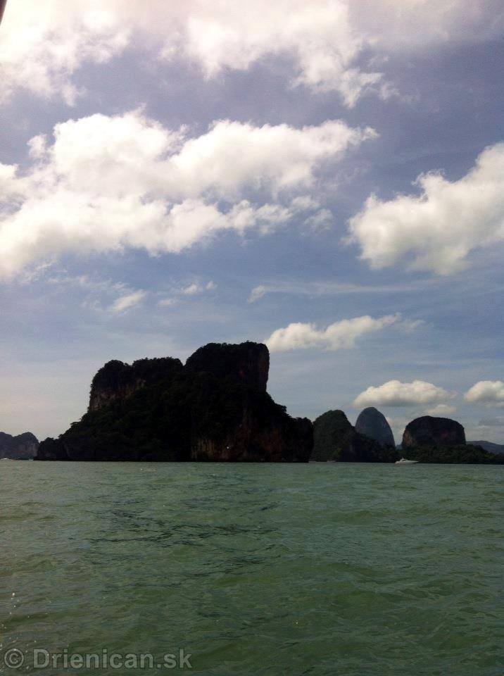 Thajsko Krabi - Ko Phi Phi, Drienican_003