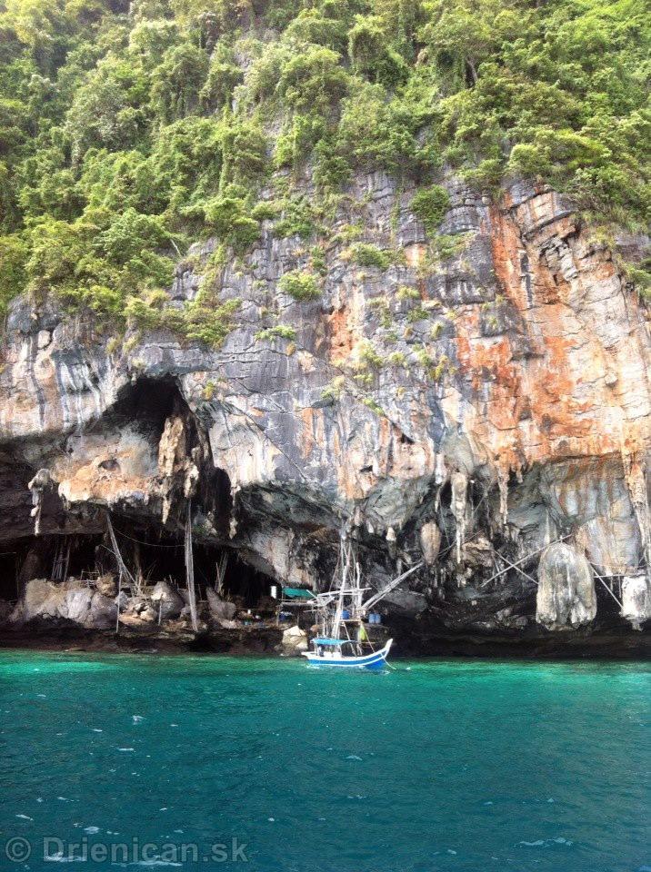 Thajsko Krabi - Ko Phi Phi, Drienican_007