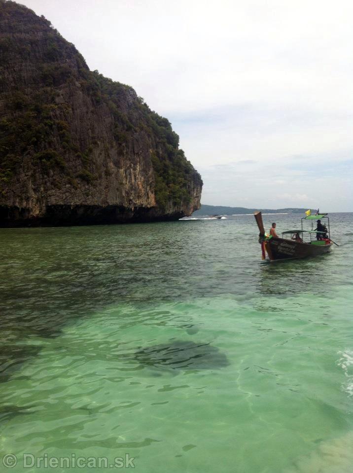Thajsko Krabi - Ko Phi Phi, Drienican_008