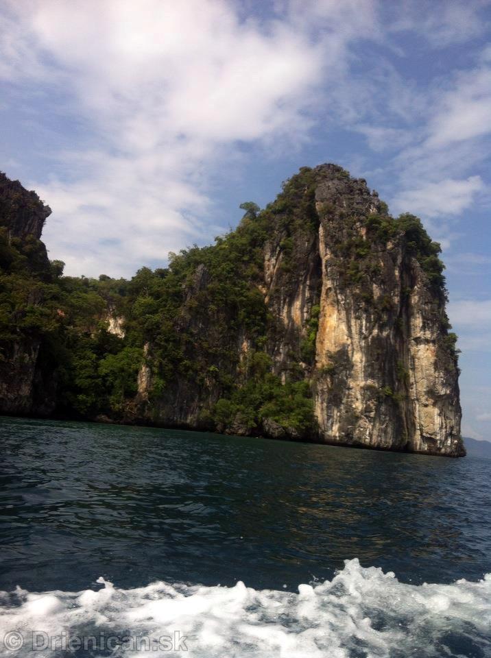 Thajsko Krabi - Ko Phi Phi, Drienican_024