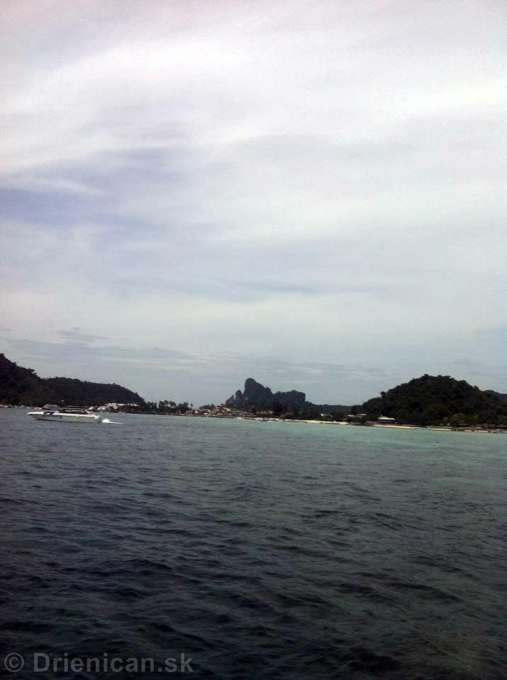 Thajsko Krabi - Ko Phi Phi, Drienican_025