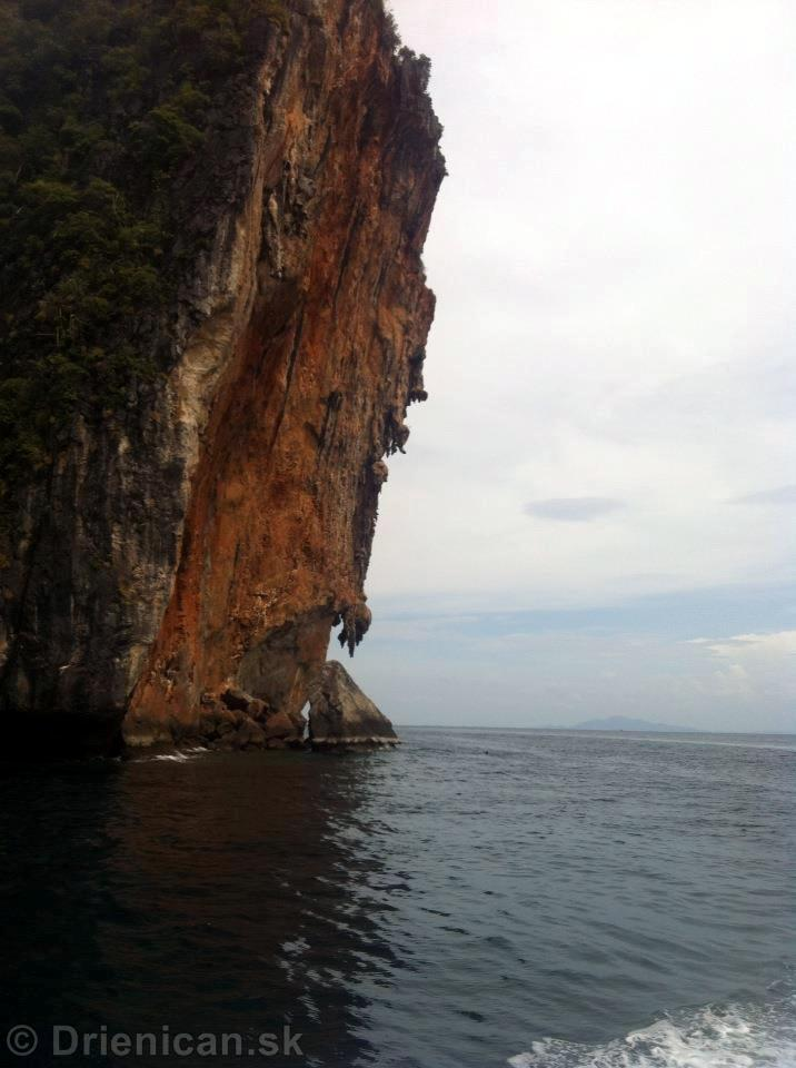 Thajsko Krabi - Ko Phi Phi, Drienican_031