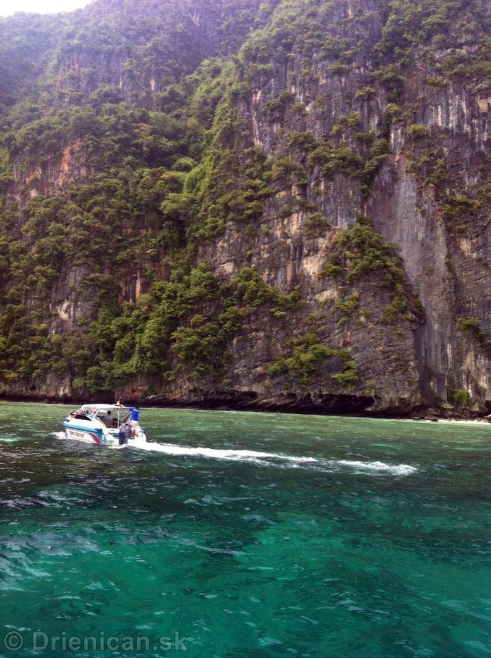 Thajsko Krabi - Ko Phi Phi, Drienican_032
