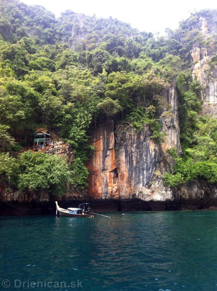 Thajsko Krabi - Ko Phi Phi, Drienican_037