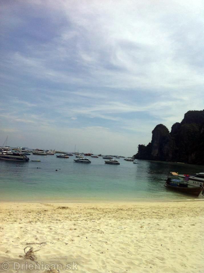 Thajsko Krabi - Ko Phi Phi, Drienican_039