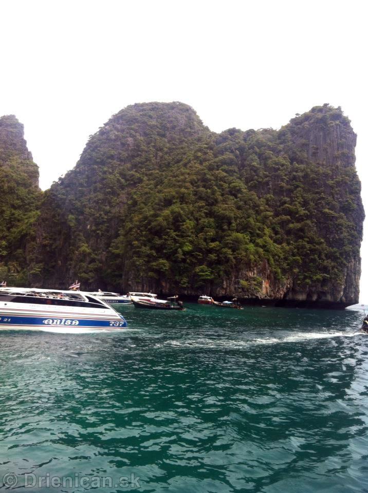 Thajsko Krabi - Ko Phi Phi, Drienican_040