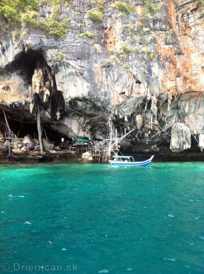 Thajsko Krabi - Ko Phi Phi, Drienican_046