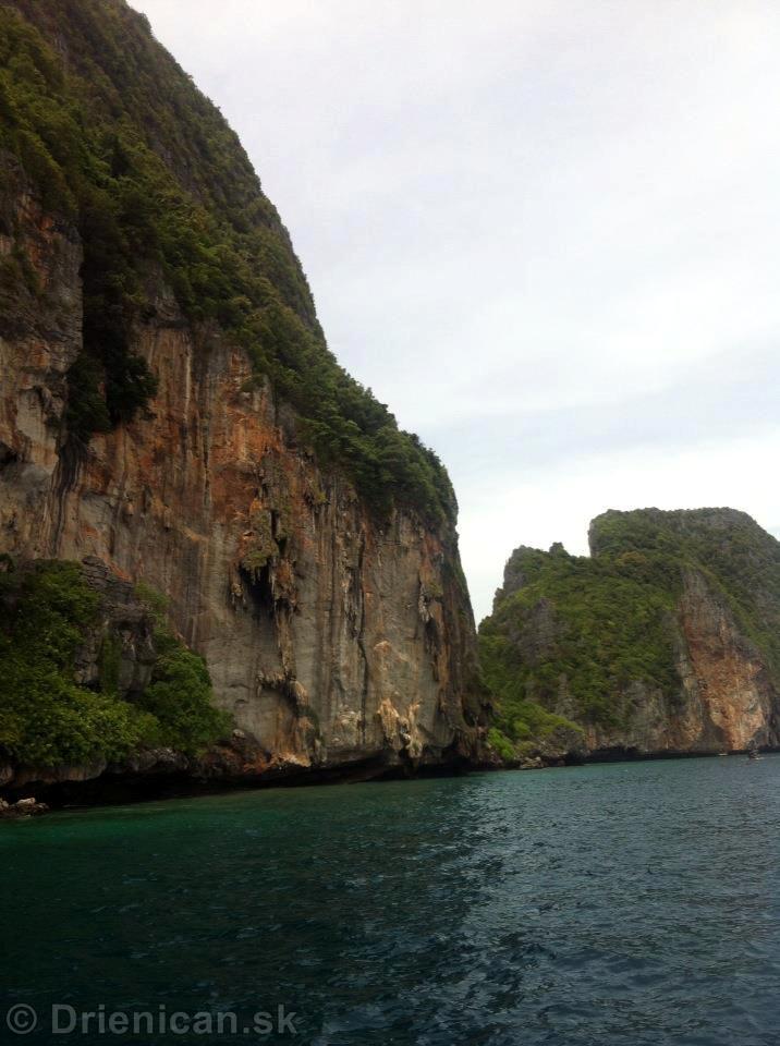 Thajsko Krabi - Ko Phi Phi, Drienican_047