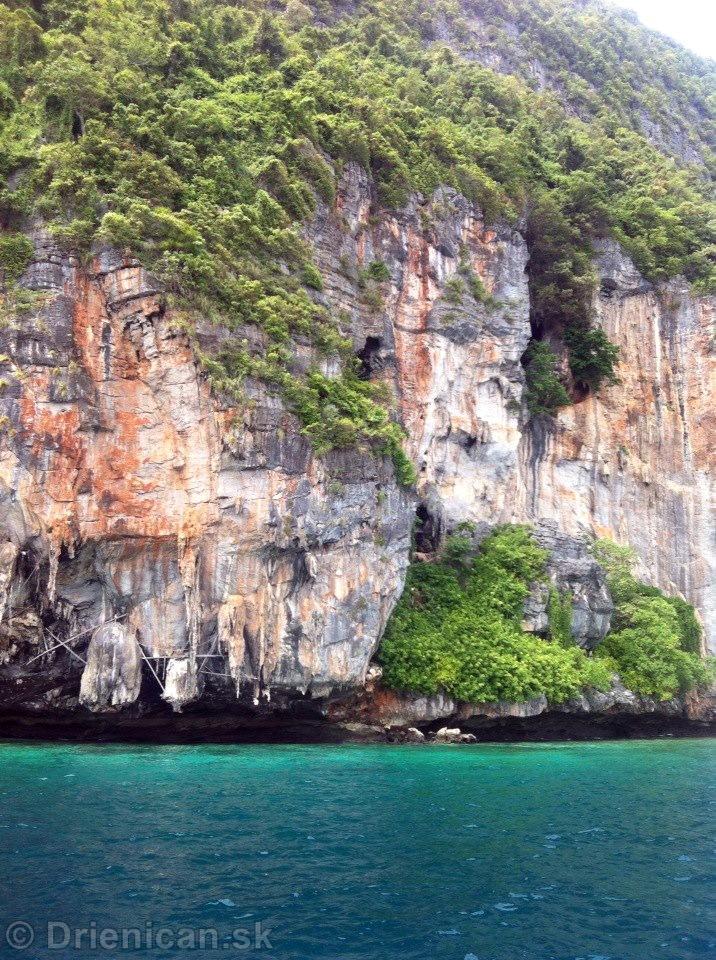 Thajsko Krabi - Ko Phi Phi, Drienican_052