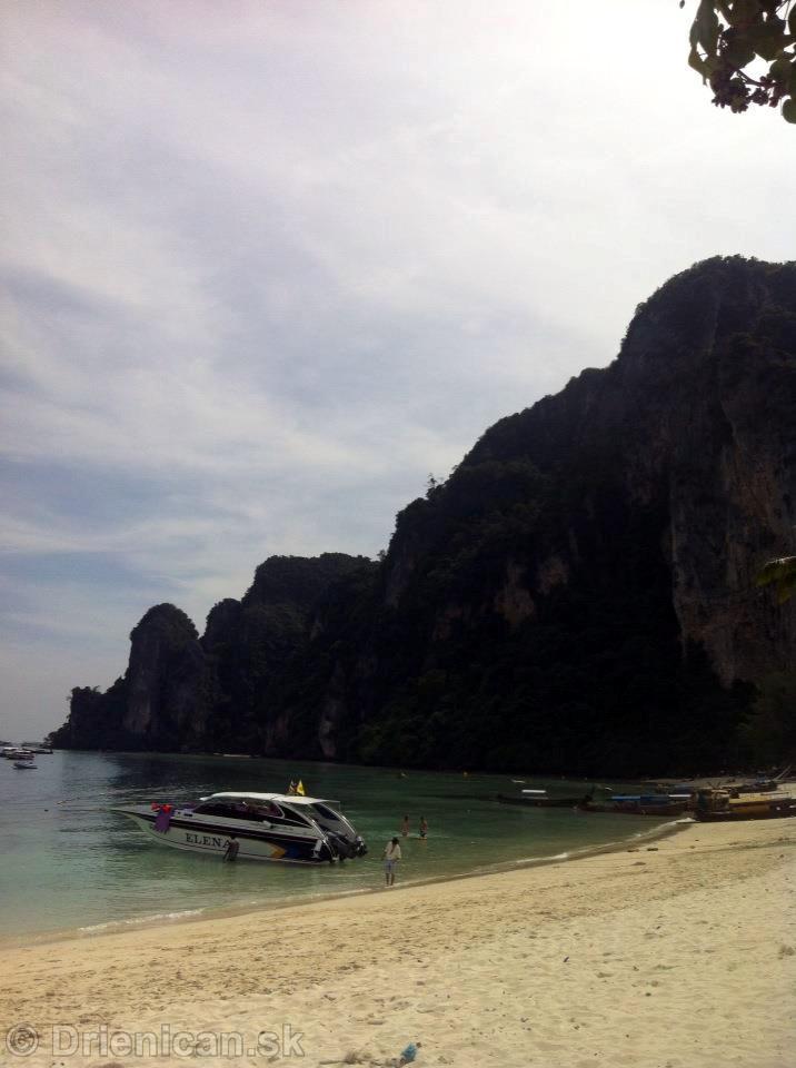 Thajsko Krabi - Ko Phi Phi, Drienican_053