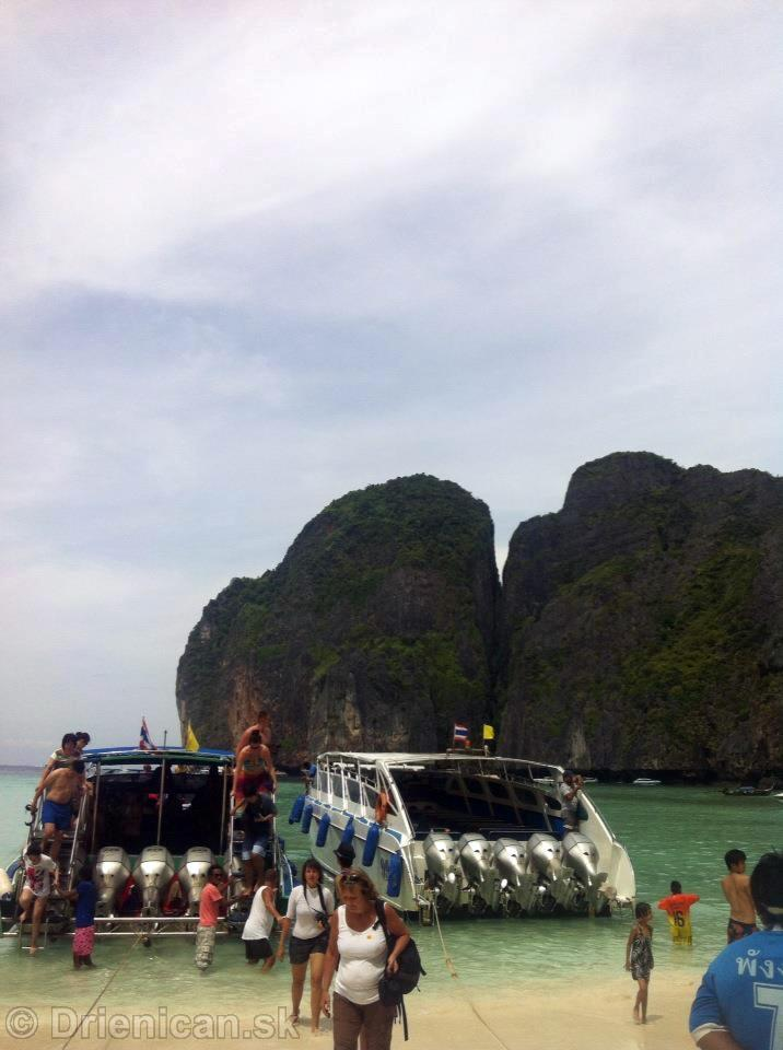 Thajsko Krabi - Ko Phi Phi, Drienican_056