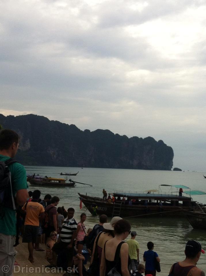Thajsko Krabi - Ko Phi Phi, Drienican_058
