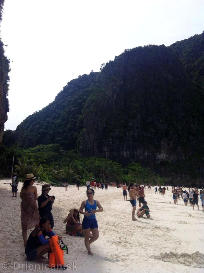 Thajsko Krabi - Ko Phi Phi, Drienican_060