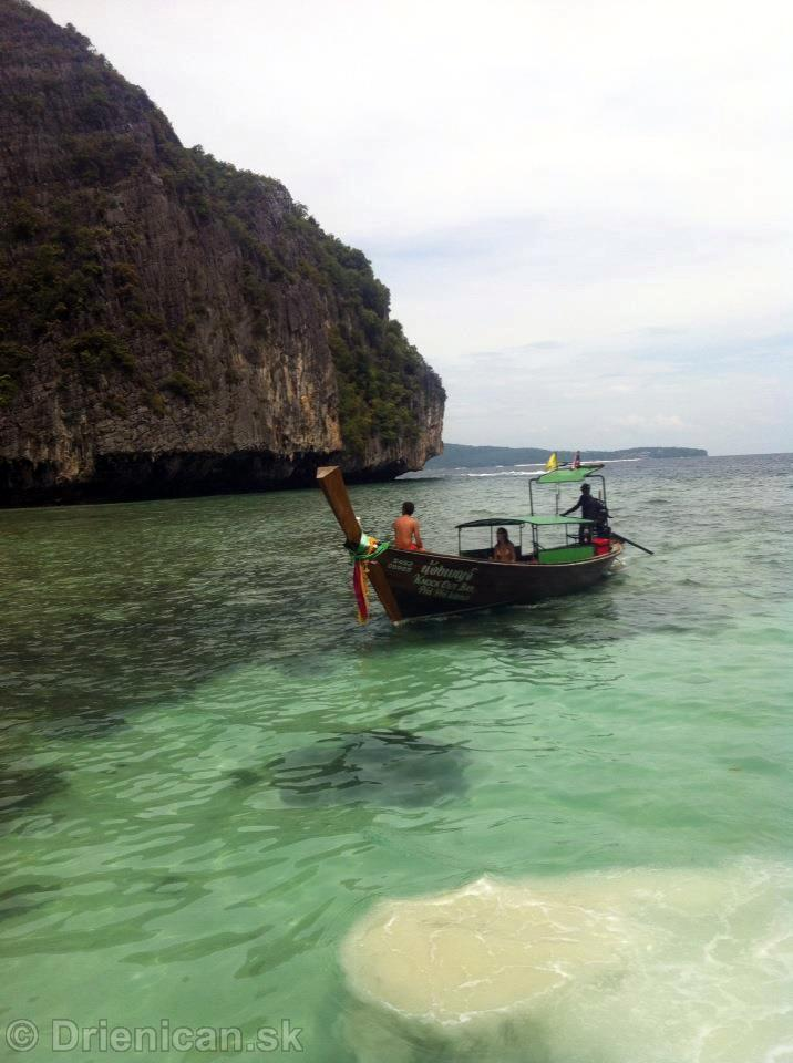 Thajsko Krabi - Ko Phi Phi, Drienican_062
