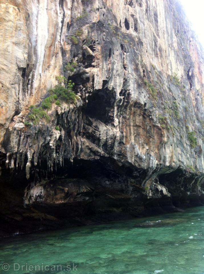 Thajsko Krabi - Ko Phi Phi, Drienican_063