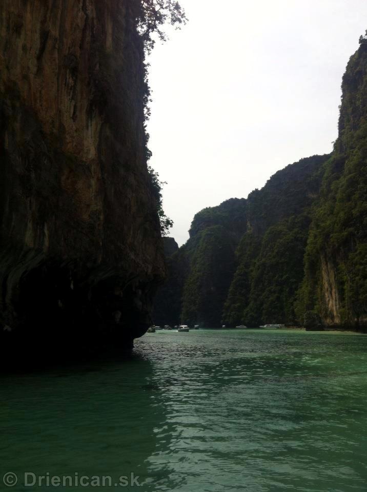 Thajsko Krabi - Ko Phi Phi, Drienican_071
