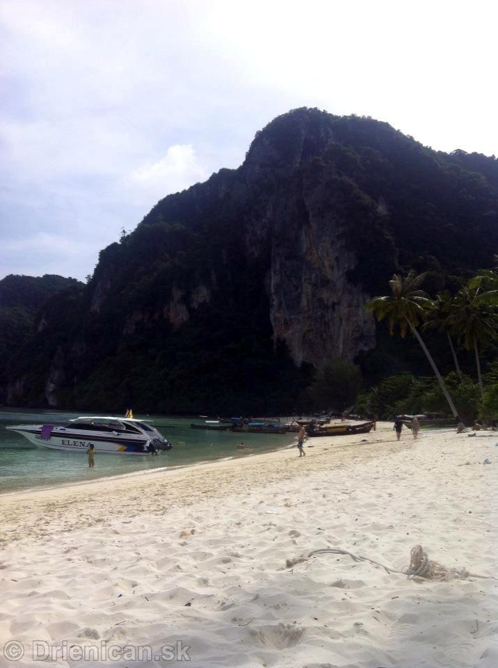 Thajsko Krabi - Ko Phi Phi, Drienican_075