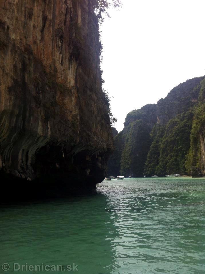 Thajsko Krabi - Ko Phi Phi, Drienican_076