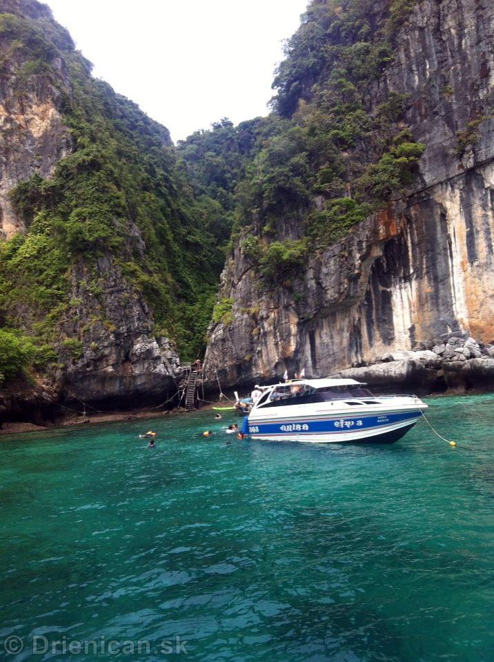Thajsko Krabi - Ko Phi Phi, Drienican_077