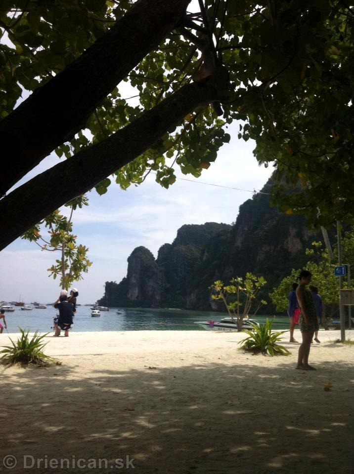 Thajsko Krabi - Ko Phi Phi, Drienican_085