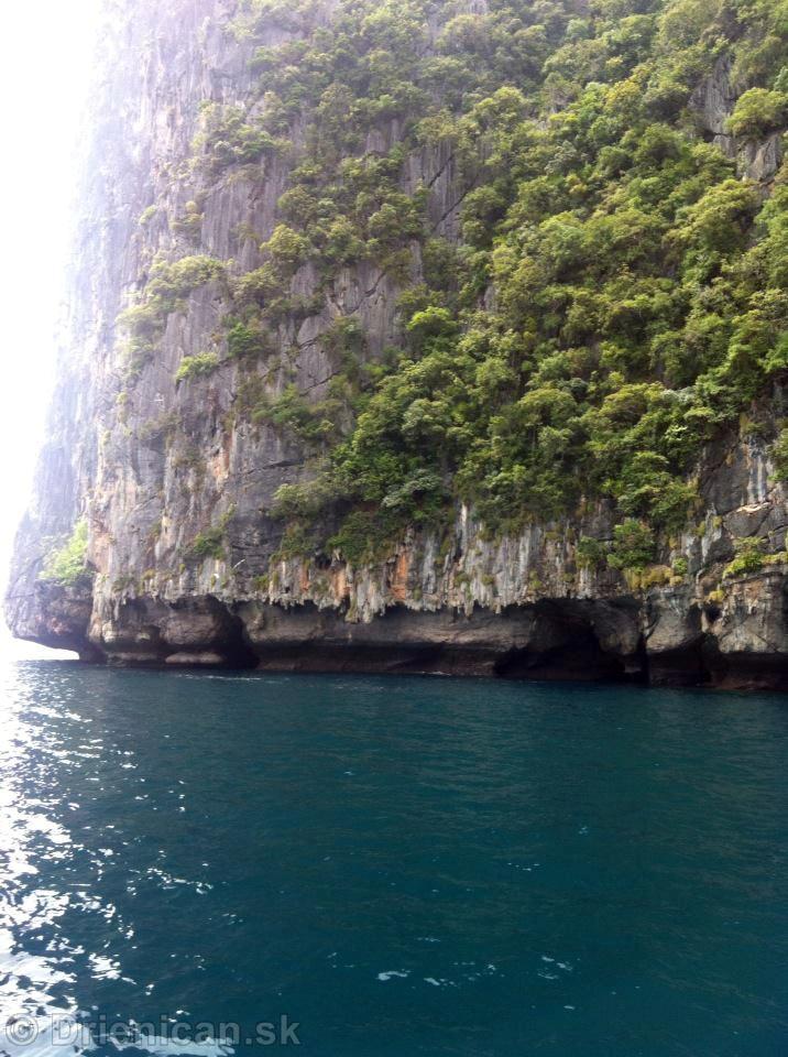 Thajsko Krabi - Ko Phi Phi, Drienican_087