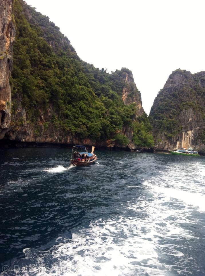 Thajsko Krabi - Ko Phi Phi, Drienican_088