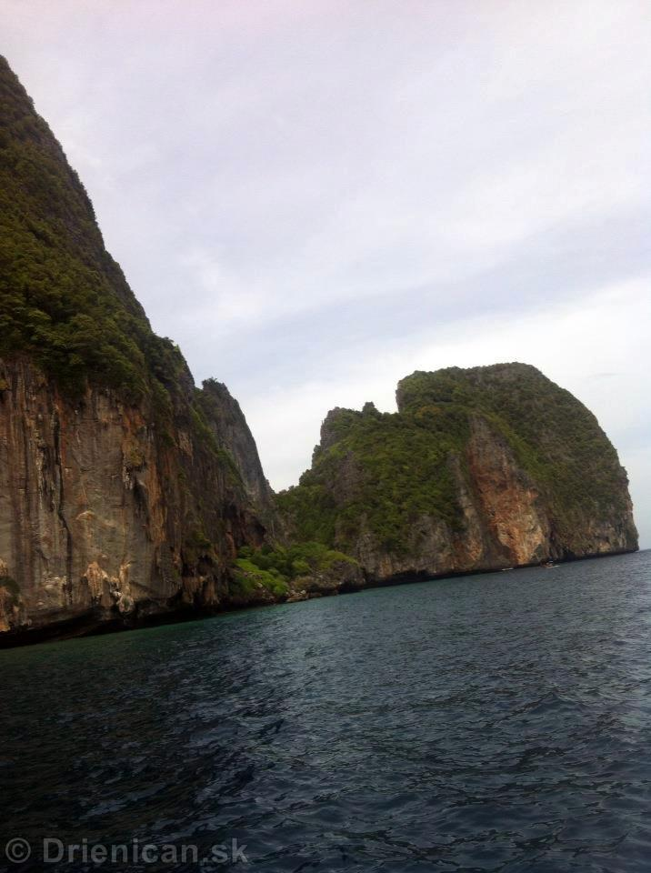 Thajsko Krabi - Ko Phi Phi, Drienican_090